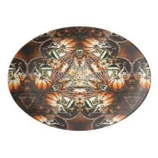 Thankful Tradition Porcelain Serving Platter
