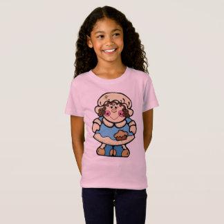 Thankgiving Lady Pilgrim T-Shirt