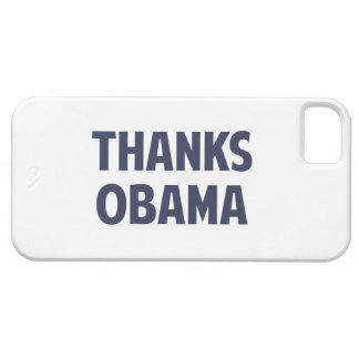 Thanks Barack Obama iPhone 5 Covers