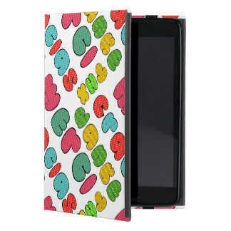 Thanks, danke, merci, gracias bright doodle kids iPad mini case