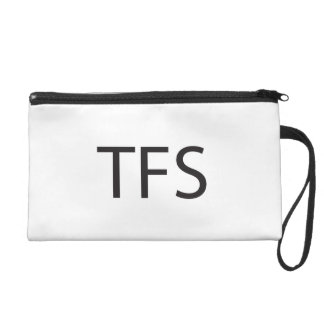Thanks For Sharing -or- Three Finger Salute ai Wristlet Clutches