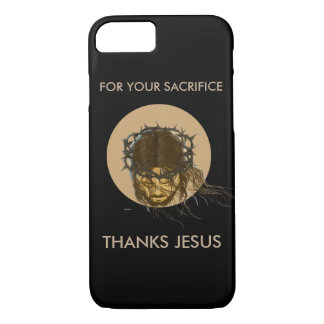 THANKS JESUS CELL iPhone 8/7 CASE