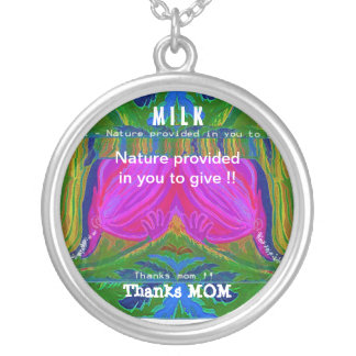 Thanks MOM Personalized Necklace