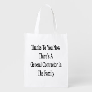 Thanks To You Now There's A General Contractor In