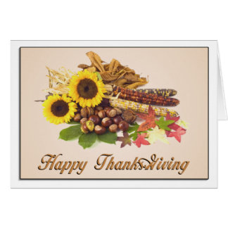 ThanksGiving and Holiday Cards