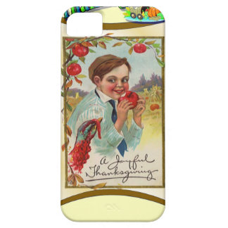 Thanksgiving apples iPhone 5 case