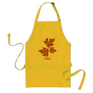 Thanksgiving Apron -yellow
