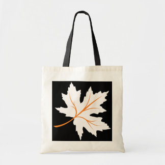 Thanksgiving autumn leaf-maple custom products bags
