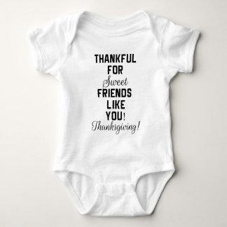 Thanksgiving Baby Bodysuit