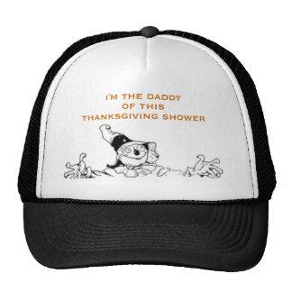 THANKSGIVING BABY SHOWER GIFT IDEAS CAP