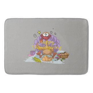Thanksgiving Bath Mat