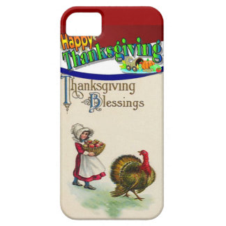 Thanksgiving blessings iPhone 5 cases