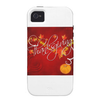 Thanksgiving iPhone 4 Cover