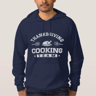 Thanksgiving Cooking Team 2016 Hoodie