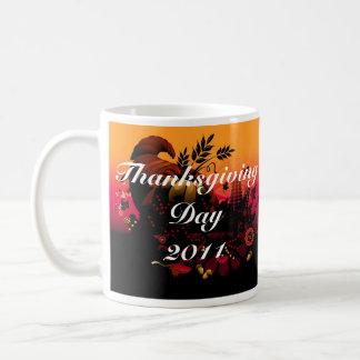 Thanksgiving Day 2011 Mugs