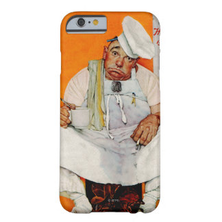 Thanksgiving Day Blues Barely There iPhone 6 Case