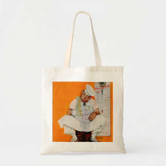 Thanksgiving Day Blues Budget Tote Bag
