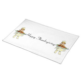 Thanksgiving Day Placemat