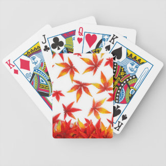 Thanksgiving Day Playing Cards