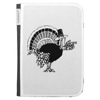 Thanksgiving Day Turkey Kindle 3 Covers