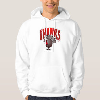 Thanksgiving Day Turkey Hoodie