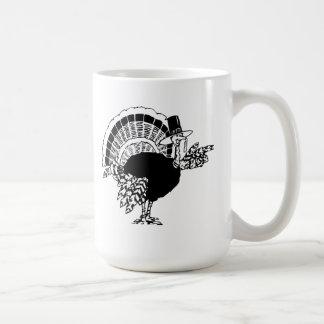 Thanksgiving Day Turkey Mugs