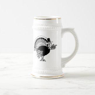 Thanksgiving Day Turkey Coffee Mug