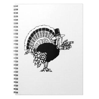 Thanksgiving Day Turkey Journals