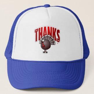 Thanksgiving Day Turkey Trucker Hat