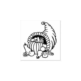 Thanksgiving Decor Custom Rubber Stamp