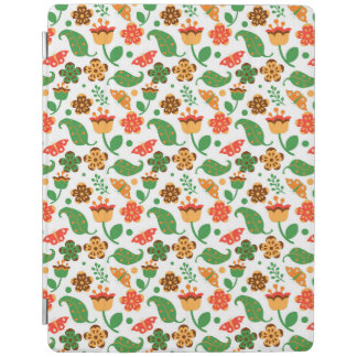 Thanksgiving Fall Autumn Pattern iPad Cover
