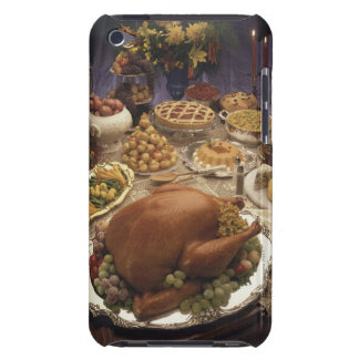 Thanksgiving feast iPod Case-Mate case