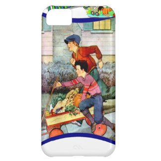 Thanksgiving food iPhone 5C covers
