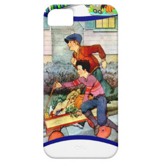 Thanksgiving food barely there iPhone 5 case