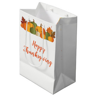 Thanksgiving Gift Bag