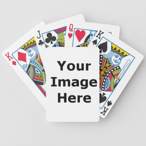 Thanksgiving Gift Template Poker Cards