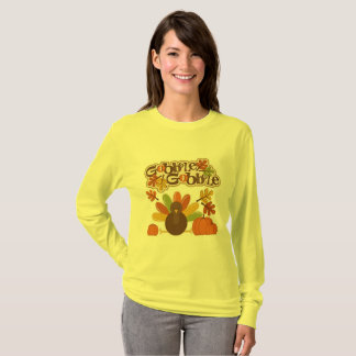 Thanksgiving Gobble Gobble T-Shirt