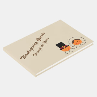 Thanksgiving Guest Book