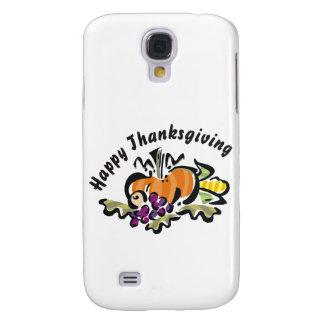 Thanksgiving Harvest Galaxy S4 Case