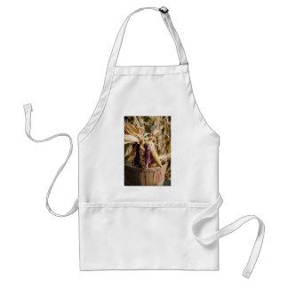thanksgiving harvest corn standard apron