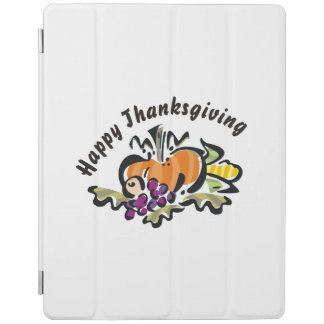 Thanksgiving Harvest iPad Cover