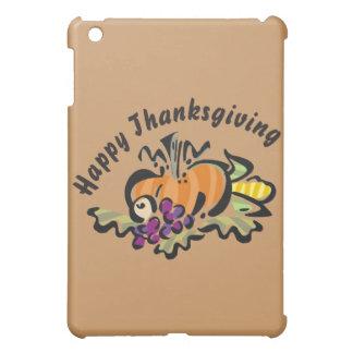Thanksgiving Harvest iPad Mini Covers
