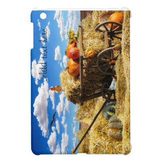 Thanksgiving Harvest Wagon iPad Mini Cases