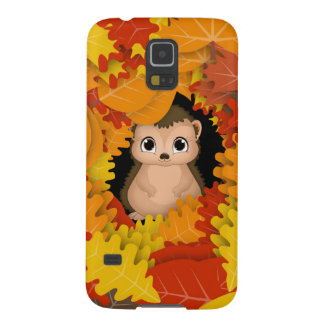 Thanksgiving Hedgehog Samsung S5, Barely There Cases For Galaxy S5