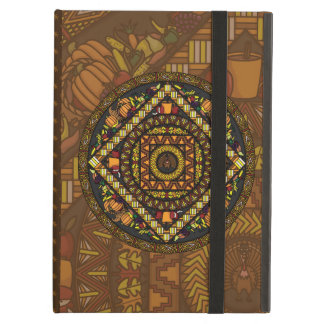 Thanksgiving Icons iPad Powis Case Cover For iPad Air