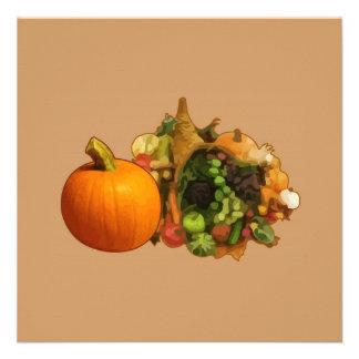 Thanksgiving Announcements