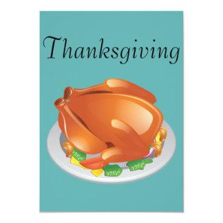 Thanksgiving Custom Invite