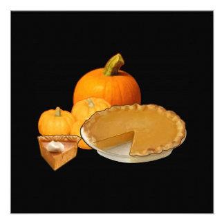 Thanksgiving Custom Announcement