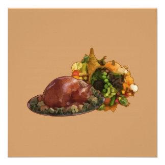 Thanksgiving Announcement