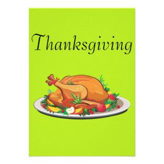 Thanksgiving Invites